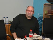 Xavier Lopez de Franco de la Penya Sants Hostafrancs
