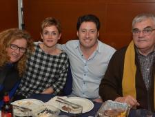 Patricia Aiguavives, Monica Mar, Robert Borras i Francesc Lechaire