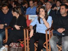 Gallego, Andrea i Joan Jordán